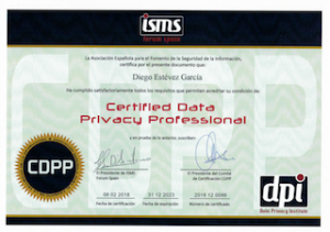 Certificacion ISMS